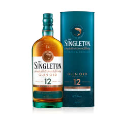 40°英国苏格登格兰欧德12年单一麦芽苏格兰威士忌 700ml