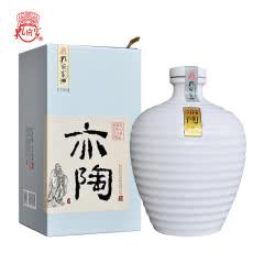 52°孔府家酒 亦陶9致敬版 500ml 单瓶装 浓香型山东白酒