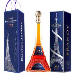 40°法国进口洋酒伯顿尊尼格威兰XO白兰地500ml(洋酒礼盒+礼袋)