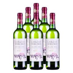 法国麦莱尔白葡萄酒750ml(6瓶装)