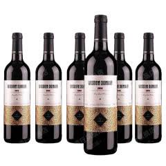 14.5°阿根廷智域门多萨产区伯爵优选干红葡萄酒750ml*6【整箱】