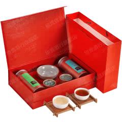 一罐茶小青柑安溪铁观音茶叶礼盒装大罐茶叶