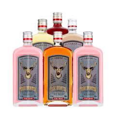 野格哈古雷斯利口酒力娇酒 狩猎者鹿头配制酒果味酒女士微醺洋酒 700ml多口味5瓶