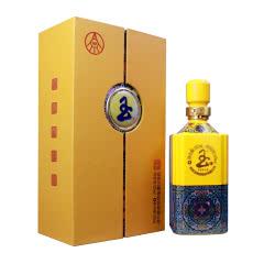 52°玉酒佳酿·帝王黄(五粮液股份有限公司出品)555ml