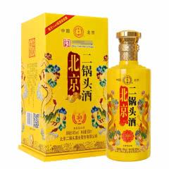 46°北京二锅头 永丰牌 京道30 清香型白酒500ml礼盒装