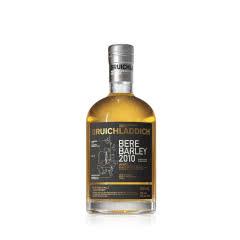50°英国布赫拉迪古卓大麦2010单一麦芽苏格兰威士忌700ml