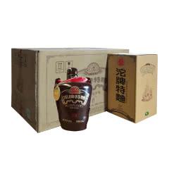 沱牌特曲特酿六粮精华50度粮食优级浓香型白酒500ml*6瓶整箱装(2016年份)