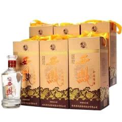 50° 西凤酒 西凤金国樽酒 浓香型500ml*6整箱装