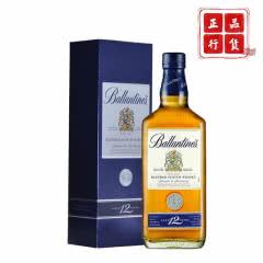 40°英国百龄坛(Ballantine's)洋酒 12年 金玺 苏格兰 威士忌 700ml
