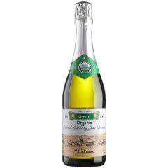 沃迪安无醇无酒精起泡酒法国原瓶进口苹果汁甜型含气果酒750ml单支装 苹果味