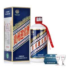 53°贵州迎宾酒(五星)酱香型白酒送礼收藏自饮500ml*1【单瓶】
