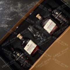 40°42°进口洋酒礼盒威士忌XO白兰地送礼250ml*4(送品鉴杯)