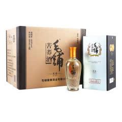 42.8°劲牌 毛铺苦荞酒 黑荞 500ml*6瓶 整箱装 配制白酒礼盒