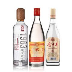 全兴1963+工农酒+金古井