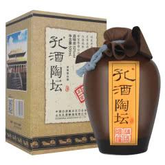 52°孔府家酒孔酒陶坛经典装版浓香型500ml