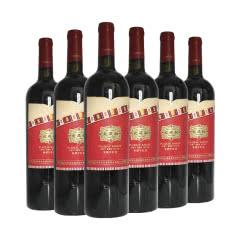 香格里拉大藏秘民族纪念版青稞干红葡萄酒礼盒装11度750ml 6瓶整箱