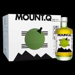 10°青城山青梅果酒天然发酵梅子酒低度微醺晚安酒 500ml*6瓶 整箱