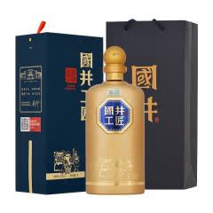 53度 国井工匠 酱香型白酒1000ml单瓶